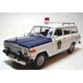 Pennsylvania State Police Jeep Wagoneer