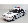 Tijuana Mexico Police Ford Crown Victoria
