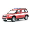 Czech Fire Service Skoda Yeti