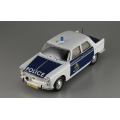 British South African (Zimbabwe Rhodesia) Police Peugeot 404