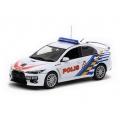 Malaysian Polis Mitsubishi Evo