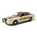 Vanderburgh County Sheriff Ford Crown Victoria