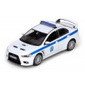 Greek Police Mitsubishi Lancer Evolution X