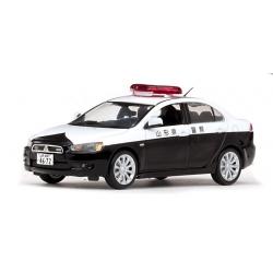 Japanese Police Mitsubishi Galant