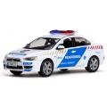 Hungarian Police Mitsubishi Lancer