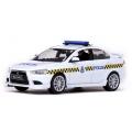 Malaysian Police Mitsubishi Lancer