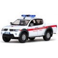 Italian (Florence Municipal) Police Mitsubishi L200