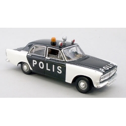 Swedish Police Ford Zephyr