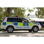 Barbados Police Nissan X-Trail