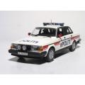 Politi Norway Volvo 240GL