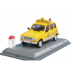 Touring Secours Renault 4GTL