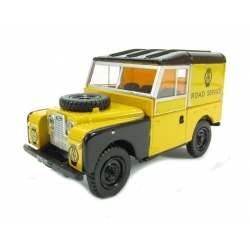 AA Land Rover 88 hardtop