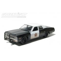 Bluesmobile 1974 Dodge Monaco