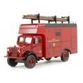 Essex (UK) Fire Brigade Bedford OW Luton