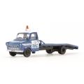 RAC Ford Transit MKI beavertail tow truck