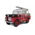 British Rail Land rover Fire appliance 1/76