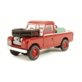 Land Rover Series II fire appliance