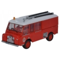 New Zealand Fire Service Land Rover Carmichael Fire engine