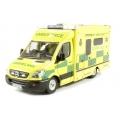 Welsh Ambulance Service Mercedes Ambulance