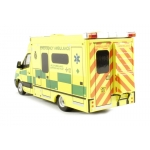 Welsh Ambulance Service Mercedes Ambulance