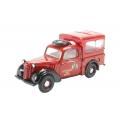 Leeds Fire Brigade Austin Tilly