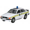 British (Durham) Police Ford Escort XR3i