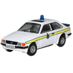 British (Durham) Police Ford Escort XR3i