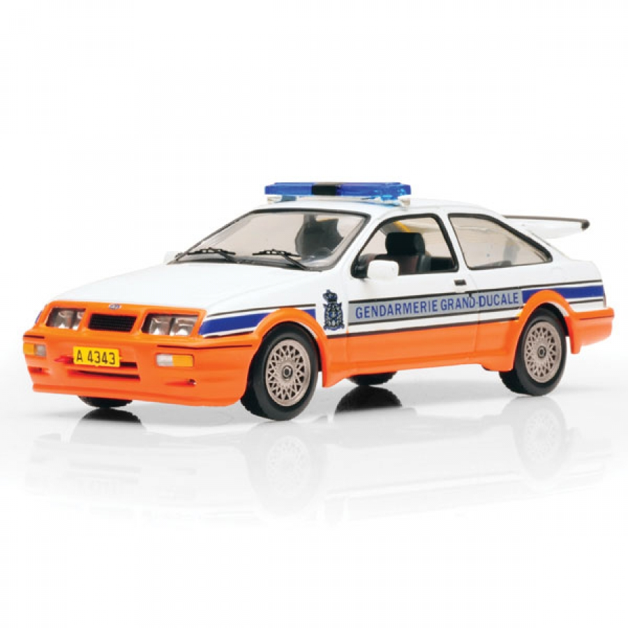 luxembourg gendarmerie ford sierra cosworth. Black Bedroom Furniture Sets. Home Design Ideas
