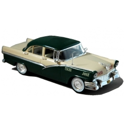 Cuban 1956 Ford Fairlane Taxi