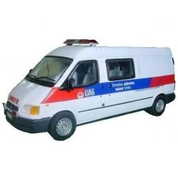 NZ Fire Service Ford Transit Van