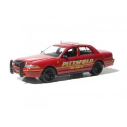 Pittsfield Fire Rescue Ford Crown Victoria