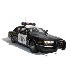 California Highway Patrol Ford CV