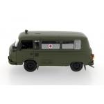 East German Army Ambulance