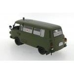 East German Army Ambulance