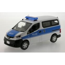 PRE ORDER German Polizei Nissan NV200