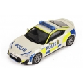 Swedish Polis Toyota GT86 Police car