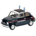 Carabinieri Fiat 500