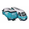PBT Couriers Ford Transit
