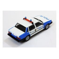 Stockholm (Sweden) Police Volvo 740