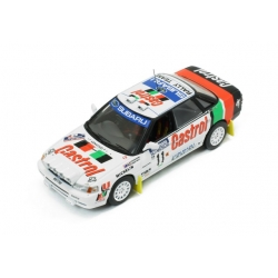 Subaru Legacy RS #11 Rally NZ Possum Bourne (1/43)