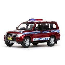 Australian Police (NSW) Mitsubishi Pajero (maroon)