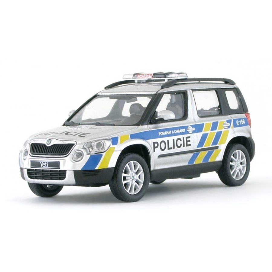 Czech policie skoda yeti for Garage skoda 92