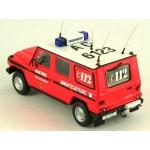 Aachen (Germany) Fire Brigade Mercedes Benz 230GE