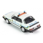 Swedish Police Polis 1987 SAAB 900i