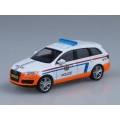 Luxembourg Police Audi Q7