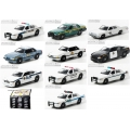 "Greenlight ""Hot Pursuit"" 10 car set"