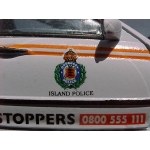 Guernsey (Channel Islands) Police BMW
