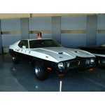 Japanese Police 1973 Ford Mustang Mach 1