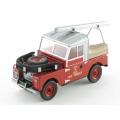 British Rail Land Rover Fire appliance 1/43