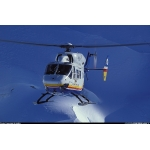 Mount Cook Airlines BK117 Helicopter